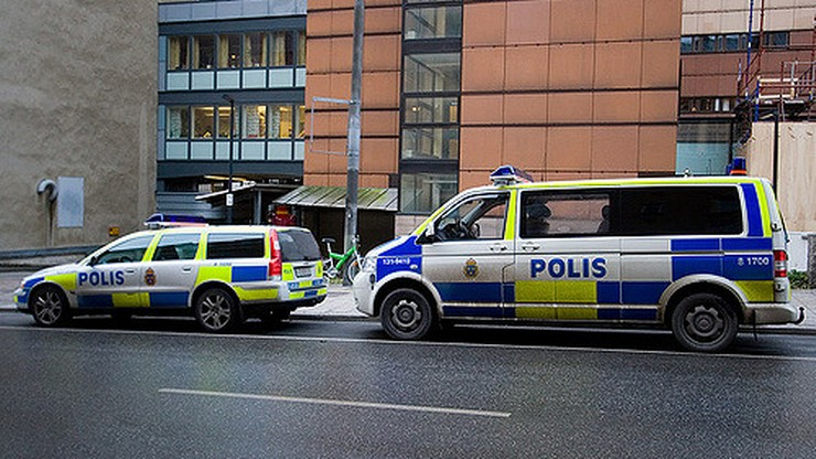 Dwóch Polaków aresztowanych ws. planowania ataku na migrantów w Szwecji