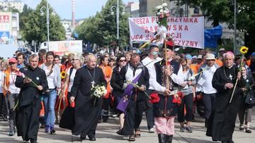 Jasna Góra: ostatnie pielgrzymki przed świętem Wniebowzięcia NMP