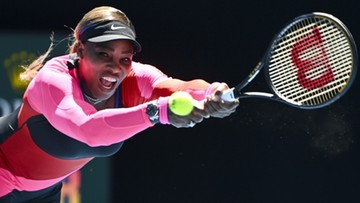 Australian Open: Serena Williams w trzeciej rundzie. Porażka Petry Kvitovej