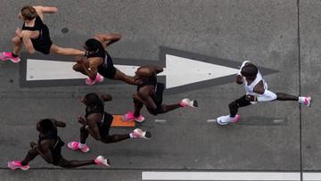 Co za wyczyn! Kenijczyk złamał magiczną granicę 2 godzin w maratonie