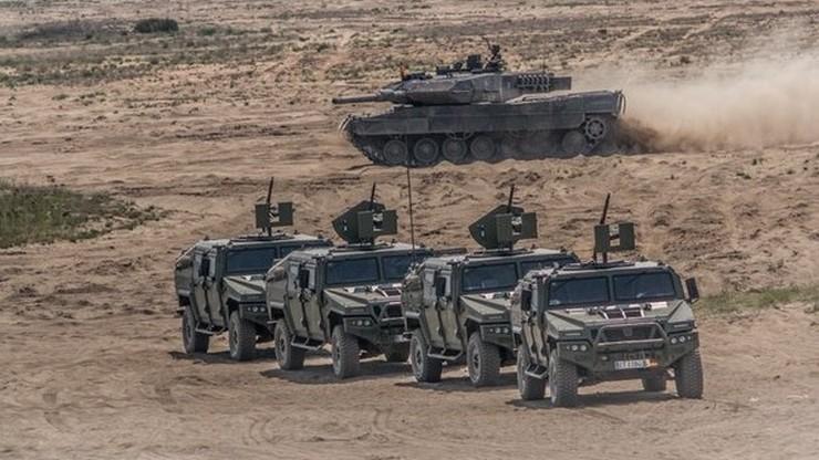Korpus NATO ze Szczecina gotowy do dowodzenia tzw. szpicą