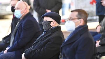 PiS na czele, wzrost poparcia dla ruchu Szymona Hołowni