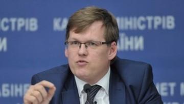 Wicepremier Ukrainy: Kijów chce zmiany ustawy o IPN