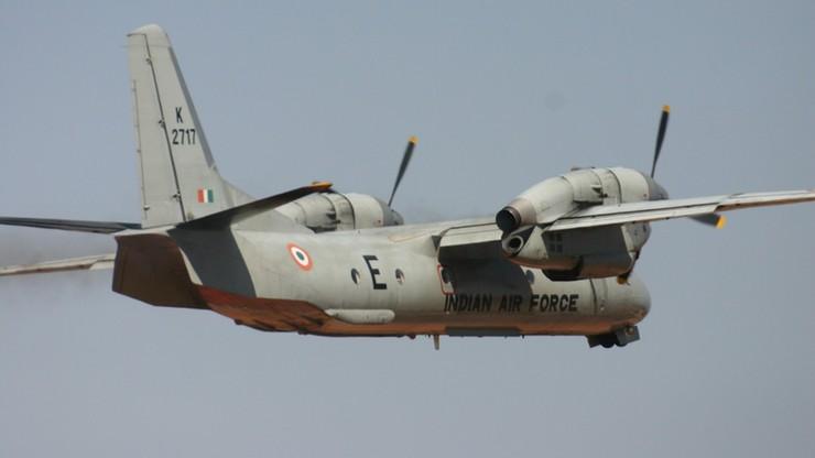 Zaginął wojskowy An-32 z 13 osobami na pokładzie