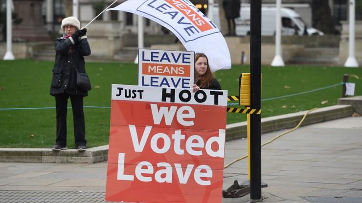 Theresa May: odrzucenie porozumienia w sprawie Brexitu byłoby katastrofą