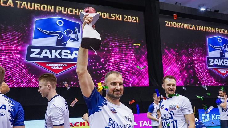 """Nikola Grbic zaskoczył siatkarzy ZAKSY przemową! """"Nie interesuje mnie..."""""""