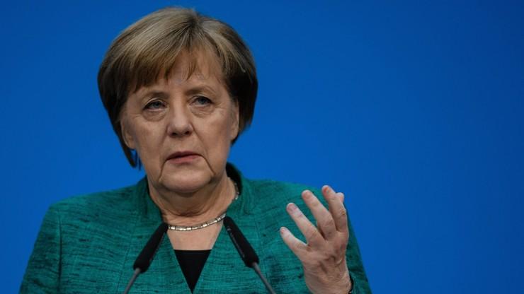 Merkel: jako Niemcy ponosimy odpowiedzialność za wydarzenia, do których doszło podczas Holokaustu