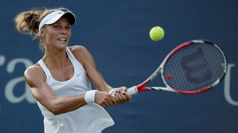 WTA na Teneryfie: Piter odpadła w pierwszej rundzie debla