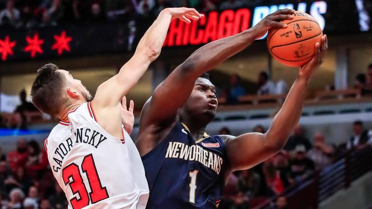 NBA: Wyczekiwany debiut Williamsona zaplanowany już niebawem