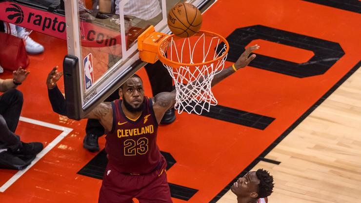 NBA: Drugie zwycięstwa Cavaliers i Celtics