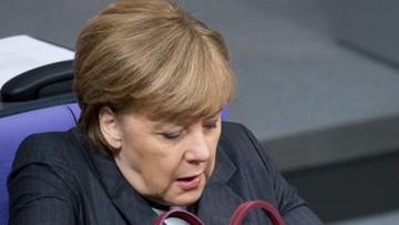 """Angela Merkel człowiekiem roku tygodnika """"Time"""""""