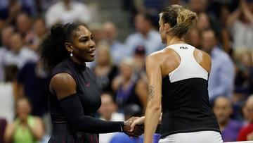 Serena Williams zdetronizowana. Po porażce w półfinale US Open straciła pierwsze miejsce w rankingu WTA