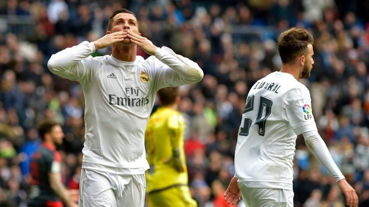 """Ronaldo najbliżej """"Złotego buta"""". Lewandowski piąty"""