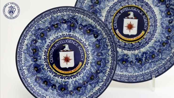 Firma z Bolesławca wyprodukowała ceramiczną zastawę dla... CIA