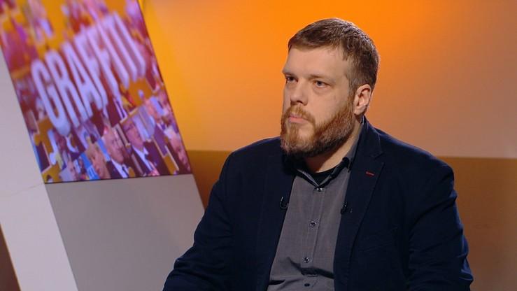 Zandberg: marszałek Sejmu zachowuje się jak emocjonalny nastolatek