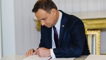 """""""Głęboki smutek i żal"""". List prezydenta do rodzin poszkodowanych w nawałnicy w Suszku"""