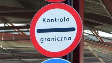Litwa zaostrza kontrolę granicy z Polską