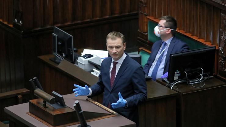 Spór Lewicy i posła KO po głosowaniach w Sejmie. Nitras zapowiada wniosek do komisji etyki