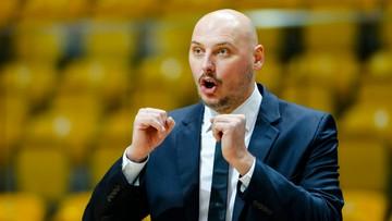 Zaskakujący wybór! Poznaliśmy nazwisko nowego trenera Anwilu Włocławek
