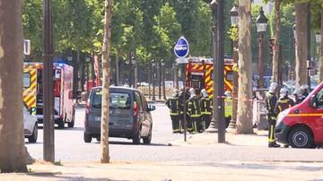 W Paryżu znaleziono ładunek wybuchowy. To już drugi w ciągu tygodnia