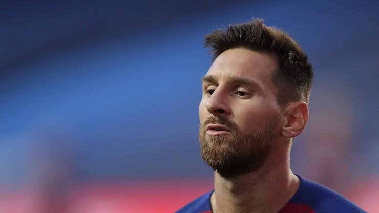 Messi chce odejść z Barcelony jeszcze w tym okienku