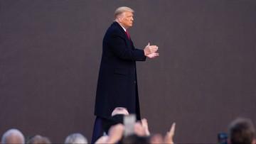 """""""Oni próbują ukraść te wybory"""". Trump na Twitterze"""