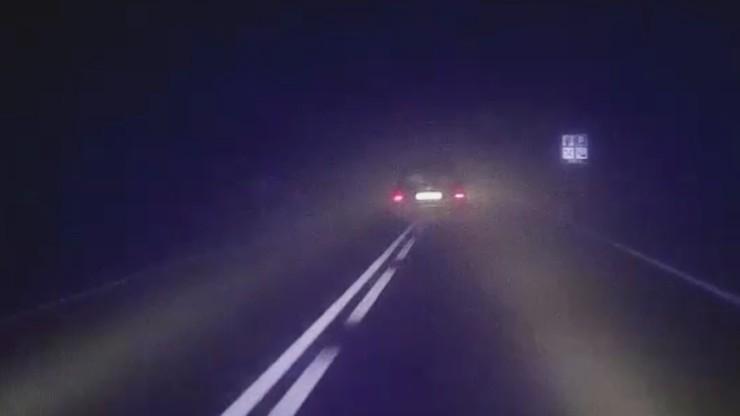 Pościg zakończony na barierkach. Auto było kradzione, a kierowca miał na koncie 41 zarzutów