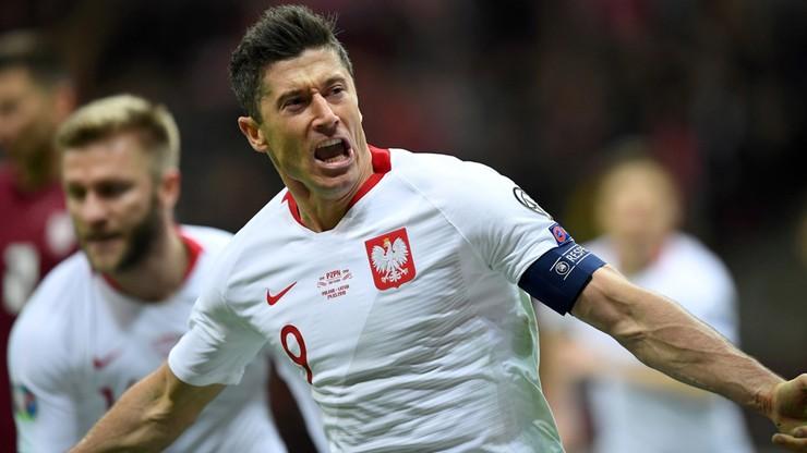Eliminacje Euro 2020. Polska wygrała z Łotwą 2:0