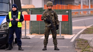 Niemcy rozważają rozszerzenie kontroli na granicy z Polską