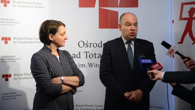 Dziedziczak: przez likwidację polskiej elity miał być zniszczony naród