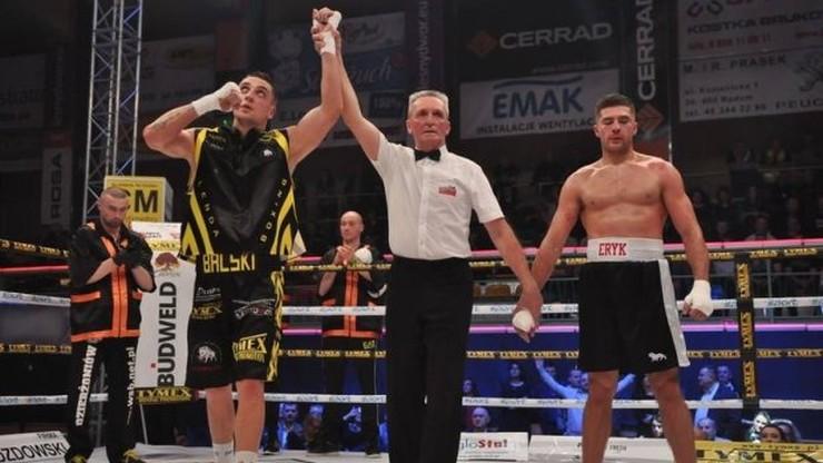 Szef Tymex Boxing Promotion: Balski odkryciem polskich ringów w 2016 roku