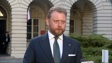 Łukasz Szumowski o zdrowiu ministrów