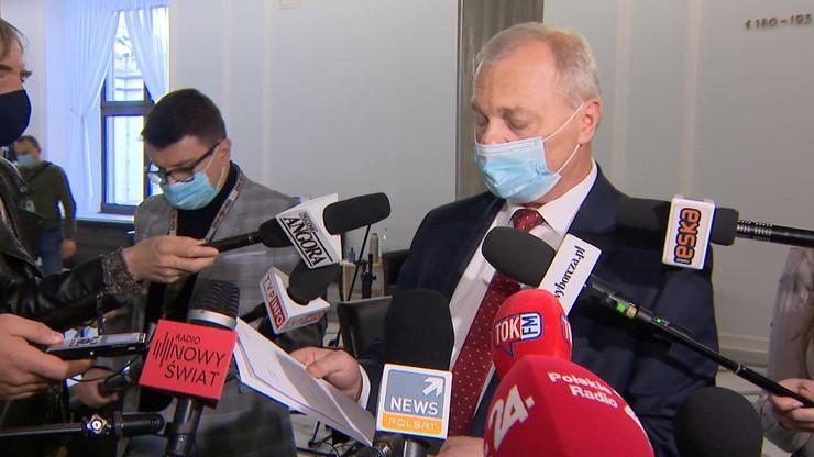 Kołakowski odszedł z klubu PiS. Będzie posłem niezrzeszonym