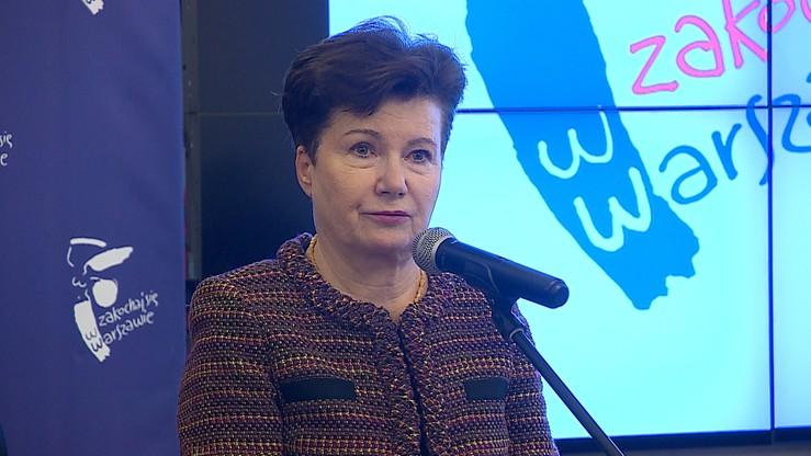 Groził Hannie Gronkiewicz-Waltz; został aresztowany na trzy miesiące