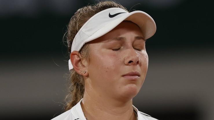 Amerykańska tenisistka zakażona koronawirusem