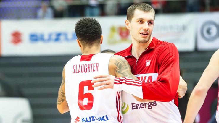 MŚ koszykarzy: Reprezentacja Polski wznawia treningi bez Schenka i Sulimy