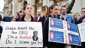 Uczelnia Sorosa zapowiada kroki prawne przeciw ustawie o szkolnictwie wyższym na Węgrzech