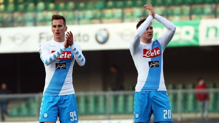 Polski wieczór w Parmie! Milik i Zieliński zapewnili triumf Napoli (WIDEO)