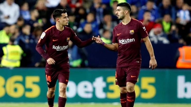 Barcelona wygraną uczciła narodziny trzeciego syna Messiego