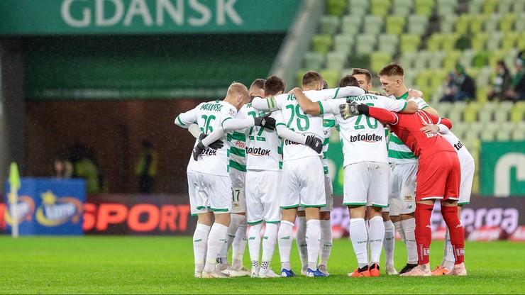 Sparingowe zwycięstwo Lechii Gdańsk z Łudogorcem Razgrad