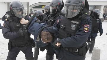 Protesty w Rosji. Julia Nawalna stanie przed sądem administracyjnym