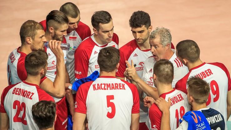Polscy siatkarze poznali rywala w półfinale turnieju Final Six Ligi Narodów