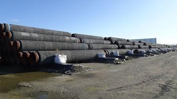 """Budowa Nord Stream 2. """"Akademik Czerski"""" rozpoczął układanie rur"""