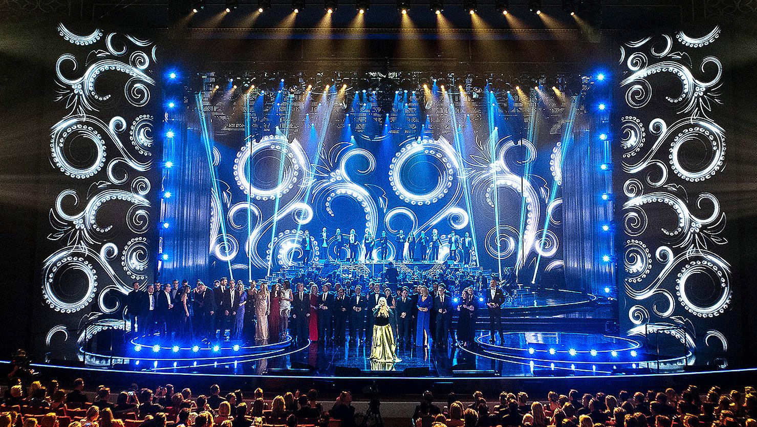 2,5 miliona widzów obejrzało galę z okazji 25-lecia Polsatu - Polsat.pl