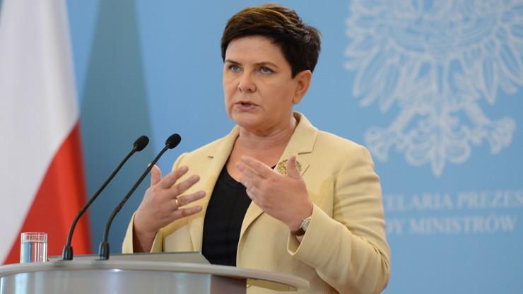 """""""Polska nie jest izolowana w UE, broni swoich racji"""". Szydło odpowiada Macronowi"""