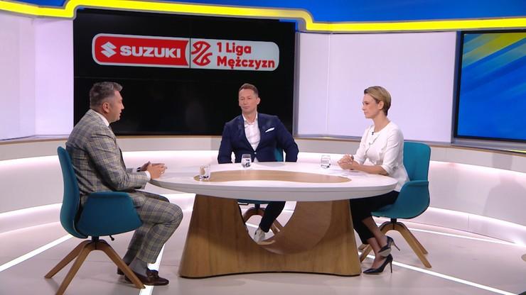 Suzuki tytularnym sponsorem 1. ligi koszykówki mężczyzn