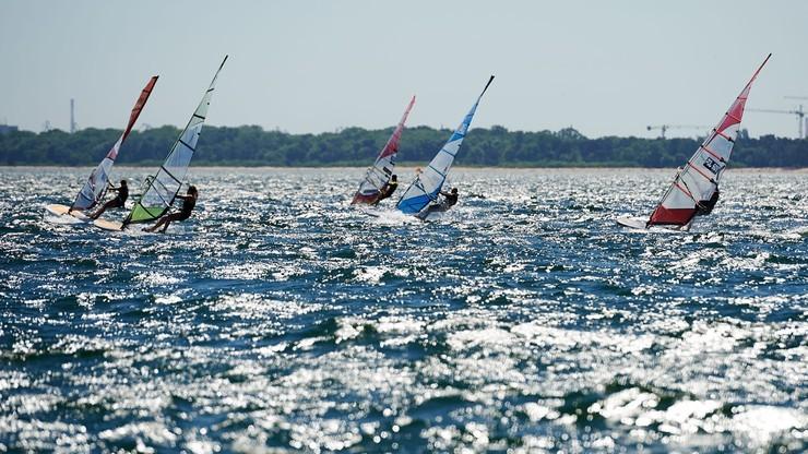 ME w windsurfingu: Tarnowski zakończy sezon mistrzostwami Europy w Sopocie