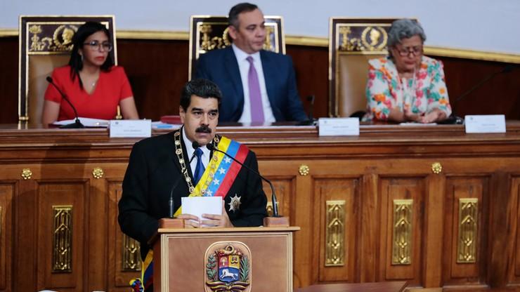 """Maduro o renegocjacji zadłużenia. """"Kraj chce się uwolnić od dolara"""""""