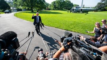 Biały Dom: ekipa organizująca ewentualne spotkanie Trumpa z Kim Dzong Unem poleci do Singapuru