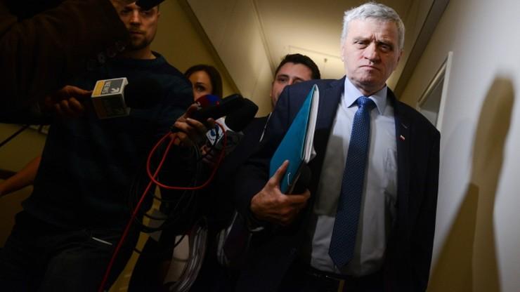 Senat w piątek zajmie się ewentualną zgodą na zatrzymanie senatora Koguta